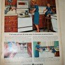 1963 GE Americana Oven ad #2