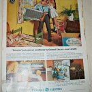 1964 GE Thinette AC ad
