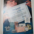 1962 Hotpoint Appliances ad