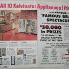 1960 Kelvinator Appliances ad