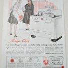 1947 Magic Chef Gas Range ad