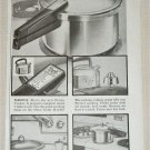 1956 Presto Pressure Cookers ad