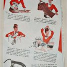 1951 Steam-O-Matic Iron ad