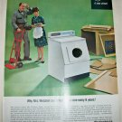 1963 Westinghouse Heavy Duty Laundromat ad #2