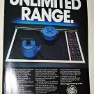 1987 GE Unlimited Range ad
