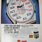 1987 Trane AC ad