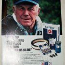 1988 AC-Delco Parts ad featuring Chuck Yeager