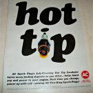 1966 AC Fire-Ring Spark Plugs ad