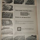 1965 Amco Luggage Racks ad