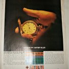 1963 Auto-Lite Battery ad