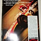 1968 Auto-Lite Spark Plugs ad featuring Bobby Unser