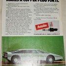1985 Auto-Lite Spark Plug ad #1