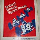 1969 Bosch Spark Plugs ad #2