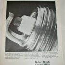 1970 Bosch Best Thread Spark Plug ad