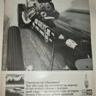 1965 Champion Spark Plugs ad featuring Don Garlits