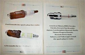 1987 Champion Spark Plugs ad