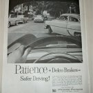 1956 Delco Brakes ad