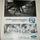 1965 Ford Quality Car Care ad #2