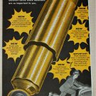 1947 Golden Glide Shock Absorbers ad