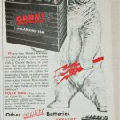 1960 Grant Batteries ad