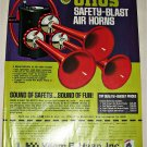 1977 Haan Unus Air Horns ad