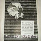 1920 Harrison Radiators ad