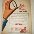 Hastings Piston Rings ad