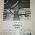 1968 Hurst Shifter ad