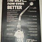 1970 Hurst Shifter ad