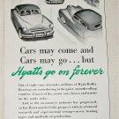 Hyatt Roller Bearings ad