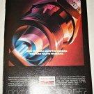 1982 Motorcraft Spark Plugs ad