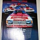 1985 Motorcraft Auto Parts ad