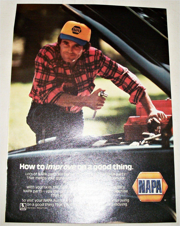 1979 Napa Auto Parts ad