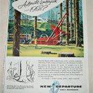 1955 New Depature Ball Bearings ad