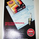 1984 NGK Spark Plugs ad #2