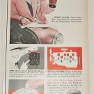 1953 Purolator Oil Filter ad featuring Johnny Lujack