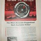 1967 Sun 270 Tach ad