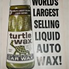 1967 Turtle Wax ad