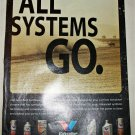 Valvoline Synpower Additives & Cleaners ad