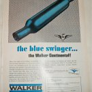 1967 Walker Blue Swing Muffler ad
