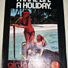 1976 Air Jamaica Airlines ad