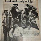 1967 Alitalia Airlines ad