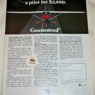 1982 Cessna Flying ad