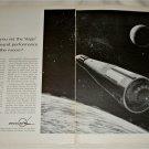 1963 Douglas Space Rockets ad
