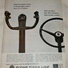1967 Flying Tiger Line ad
