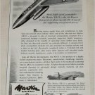 Martin XB-51 Fighter Jet ad