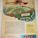 1947 Piper Cub Super Cruiser Aircraft ad