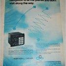 1977 VORTRAC Navigation System ad