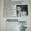 1968 Allstate Drivers Education ad