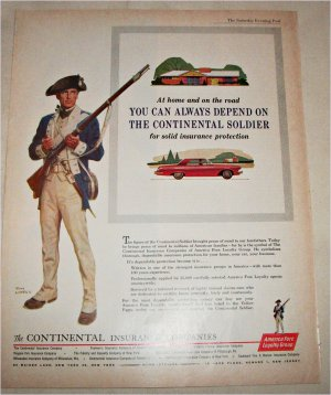 1962 American Fore Loyalty Group ad
